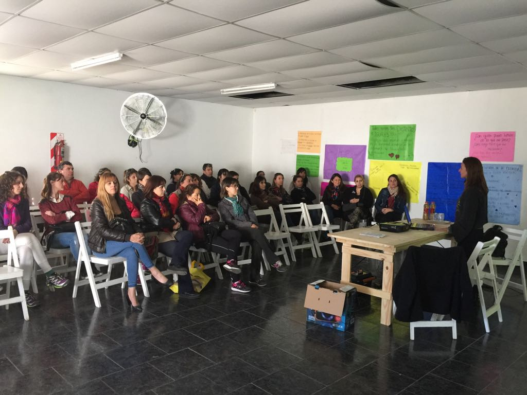 Taller sobre grooming | Chascomus | Grooming Argentina