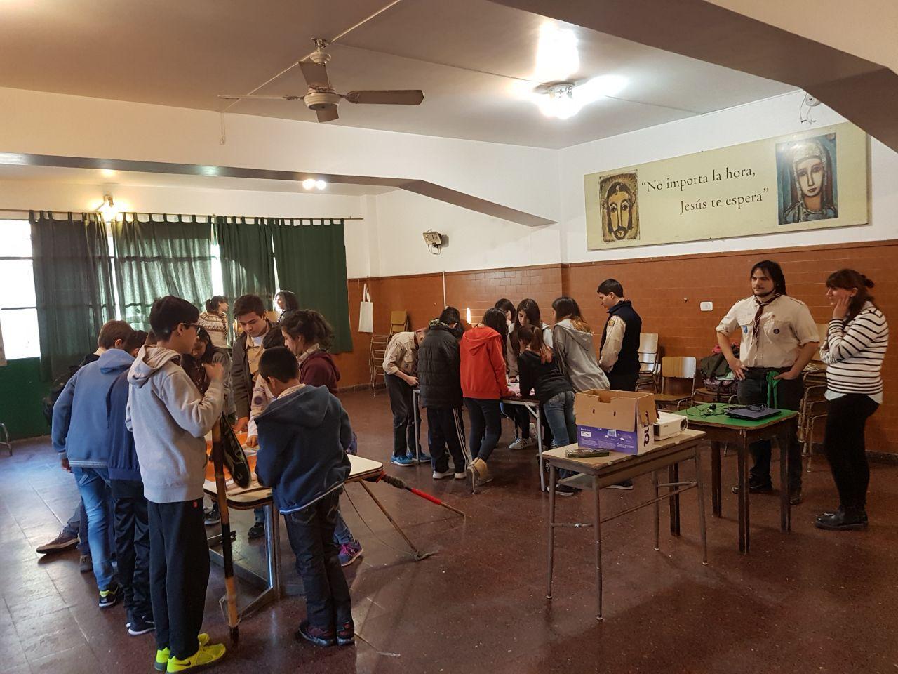 Grooming Argentina | Taller de Grooming | Socuts Grupo 236 Santa María